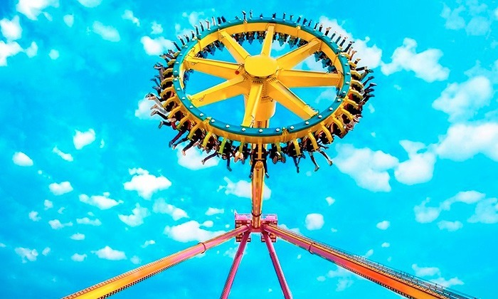 Weekday and Weekend Entry Tickets at Adlabs Imagica and Aquamagica