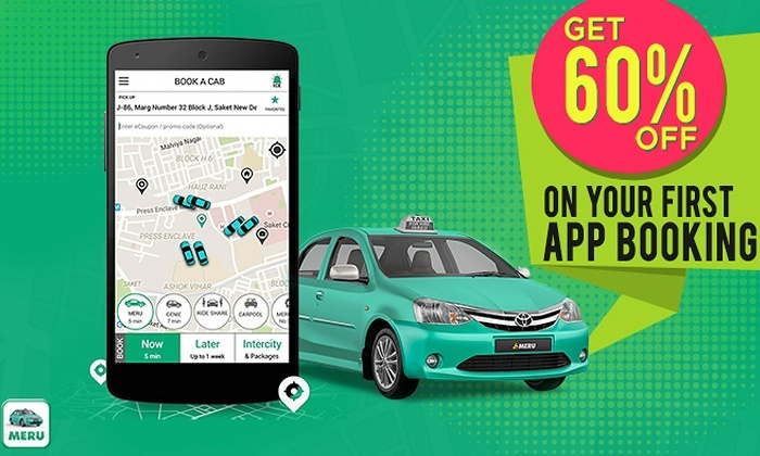 meru coupon code for first ride
